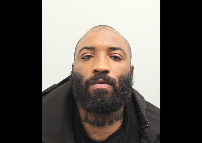 ASAP Bari, real name Jabari Shelton, 27, after his arrest in London in May on charges of sexual assault.