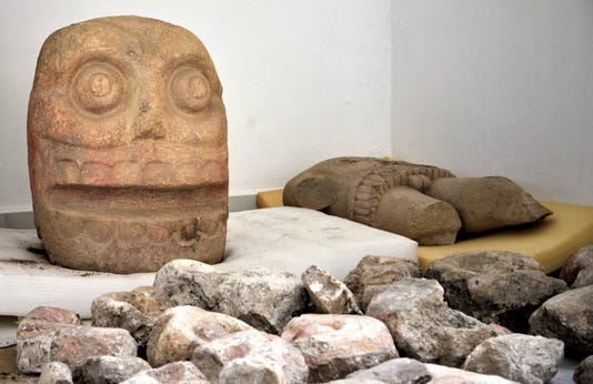 Ap Mexico Archaeology I Mex