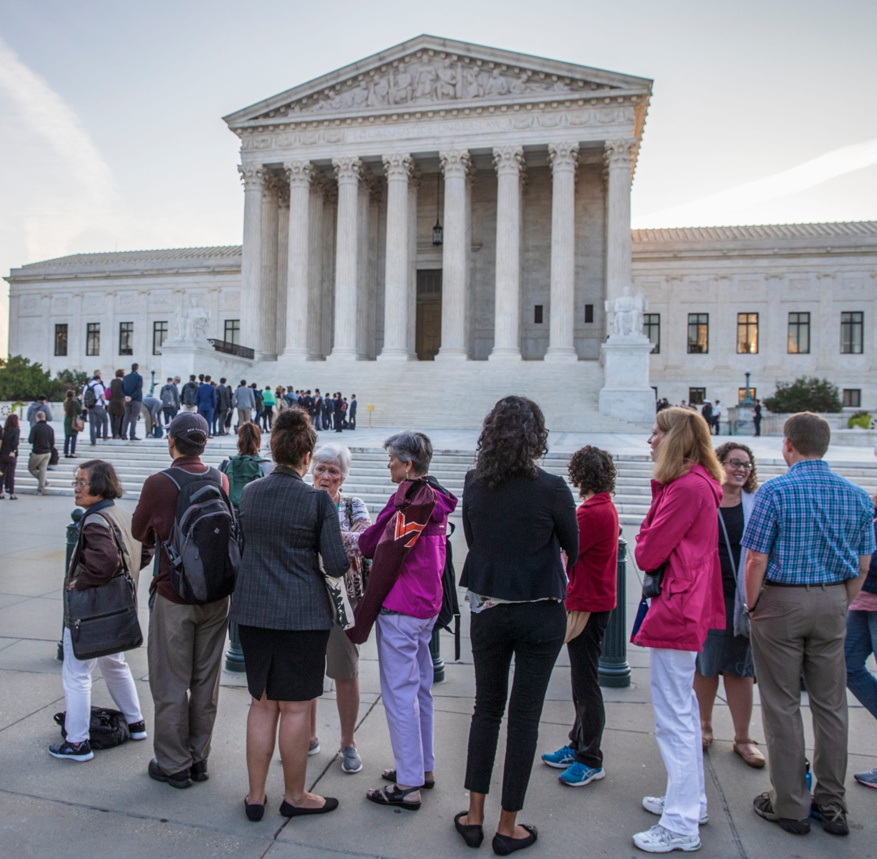 The Supreme Court will weigh in on the subject of workplace discrimination against gays and lesbians.
