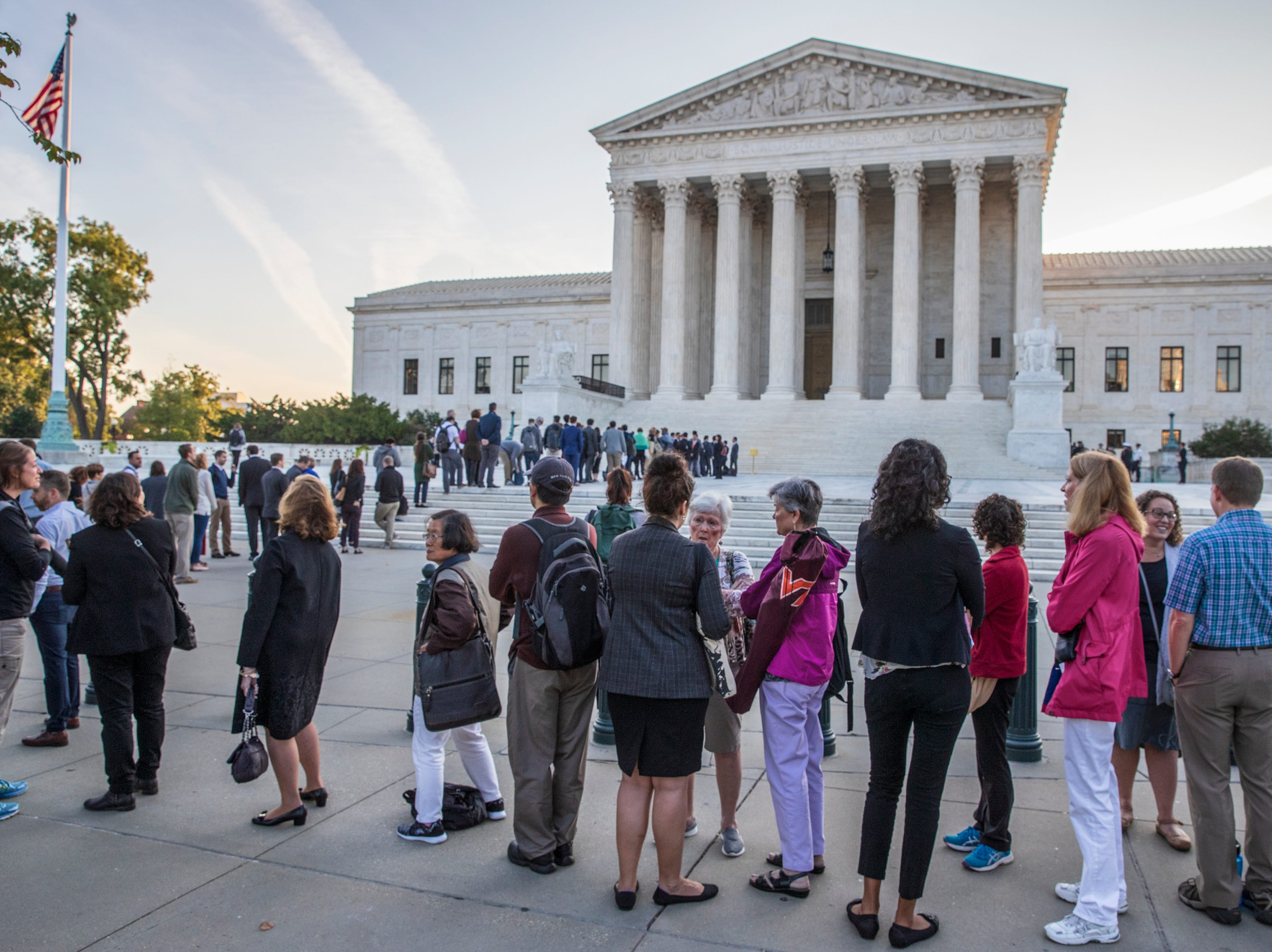 LGBT rights return to Supreme Court over sexual orientation and gender identity