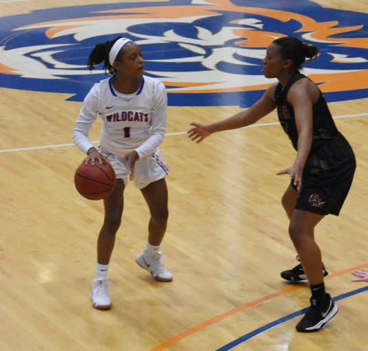 The Lady Wildcats Of Louisiana College Play The Lady Tornadoes Of Concordia University Thursday Jan 3 2019 At H O West Fieldhouse On The Lc Campus In Pineville Concordia Won 72 70