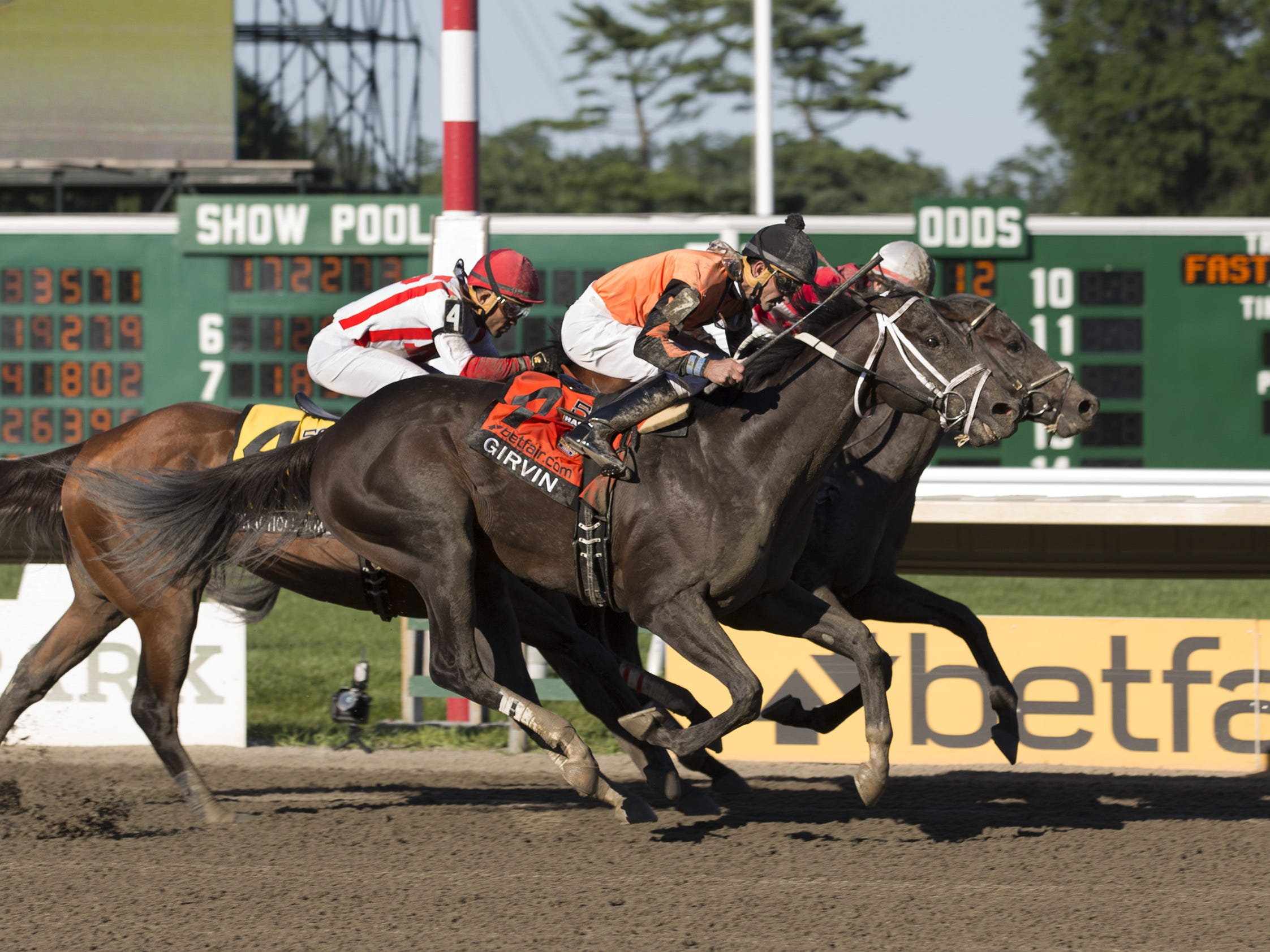 Is Haskell date shift a good move for Monmouth Park signature race?