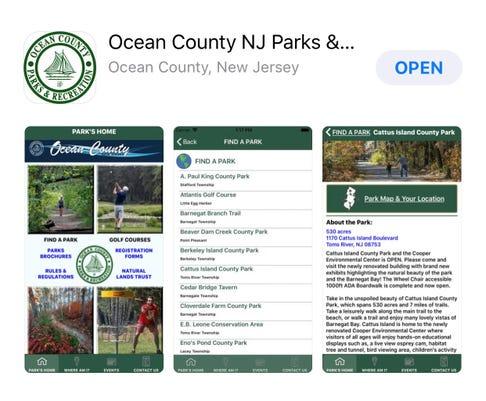 Oc Recreation App