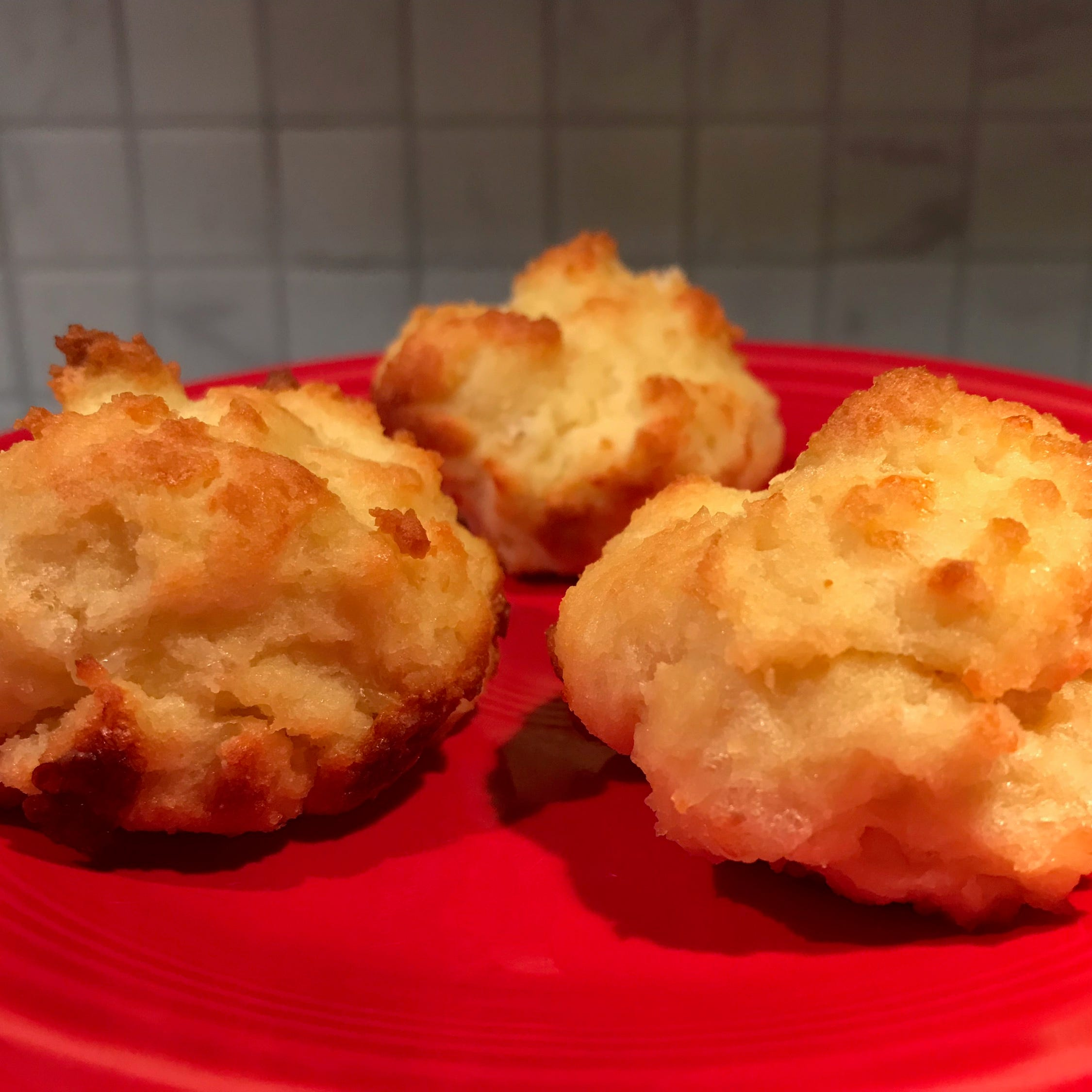 Low-carb biscuit recipe almost as good as real thing