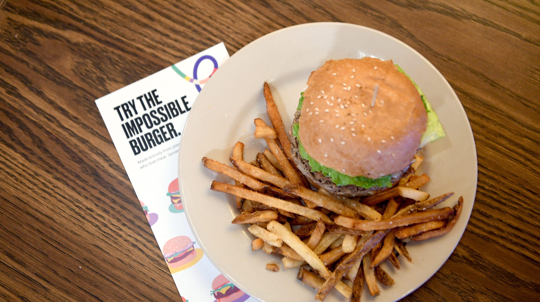 Asheville Restaurants Report Vegetarian Impossible Burger