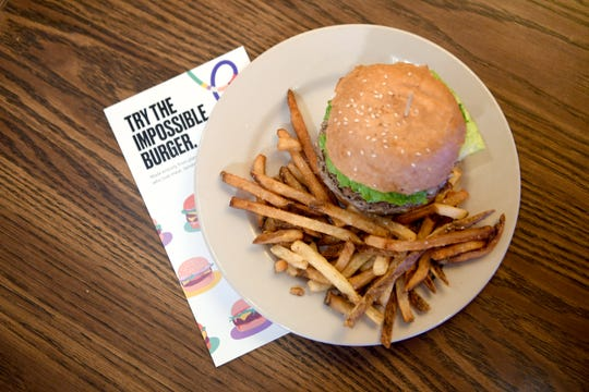 The Impossible Burger is becoming impossible to find.