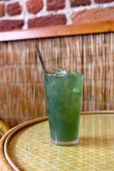 A soda using Cannabidiol, or CBD, is available at Dobra Tea.