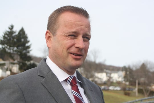 Broome County District Attorney Steve Cornwell announced that he will not seek re- election.