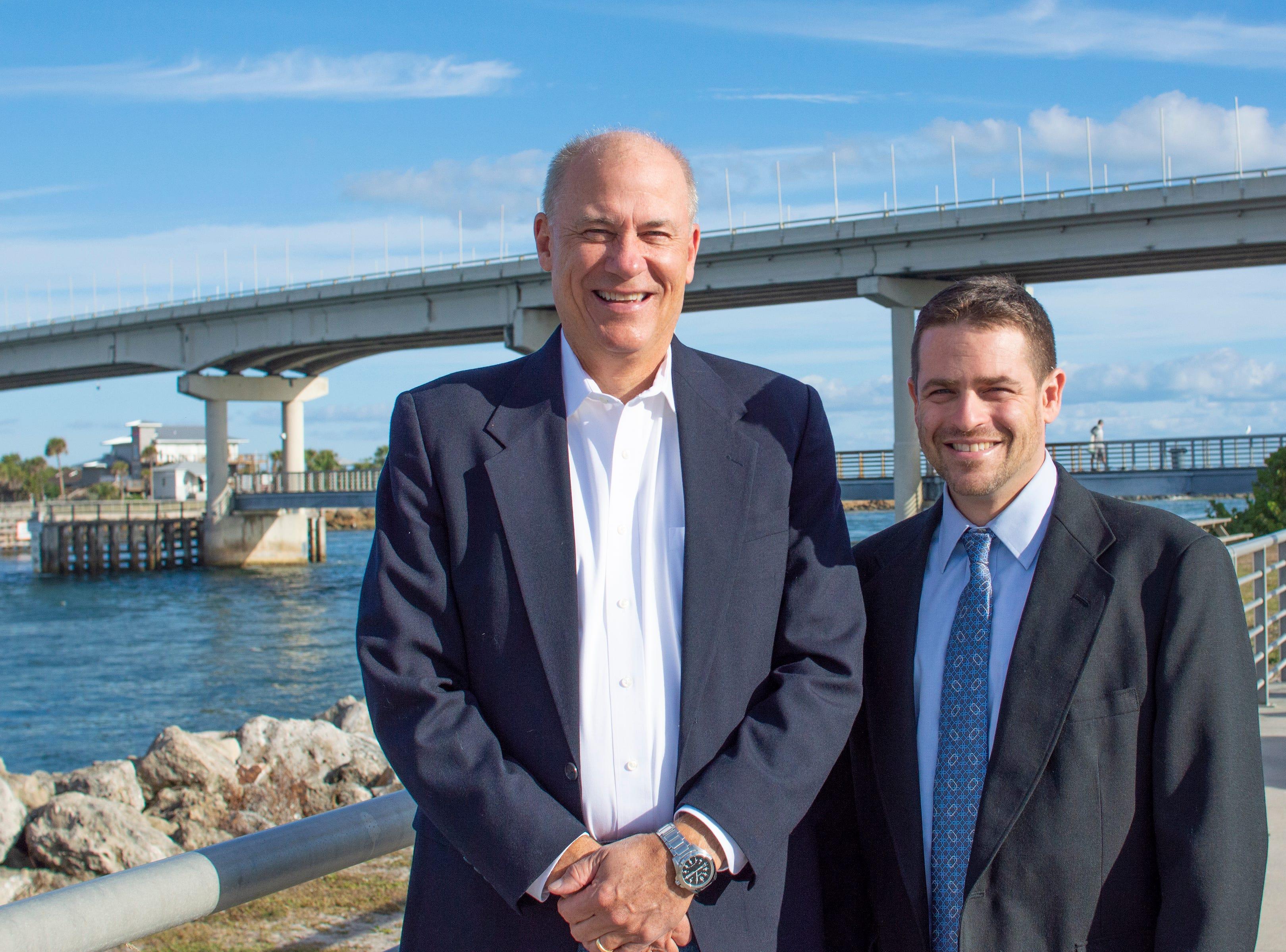 Sebastian Inlet District leadership undergoes transition
