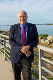 Chris Hendricks is the new Indian River CountySeat 4 commissioner for the Sebastian Inlet District.