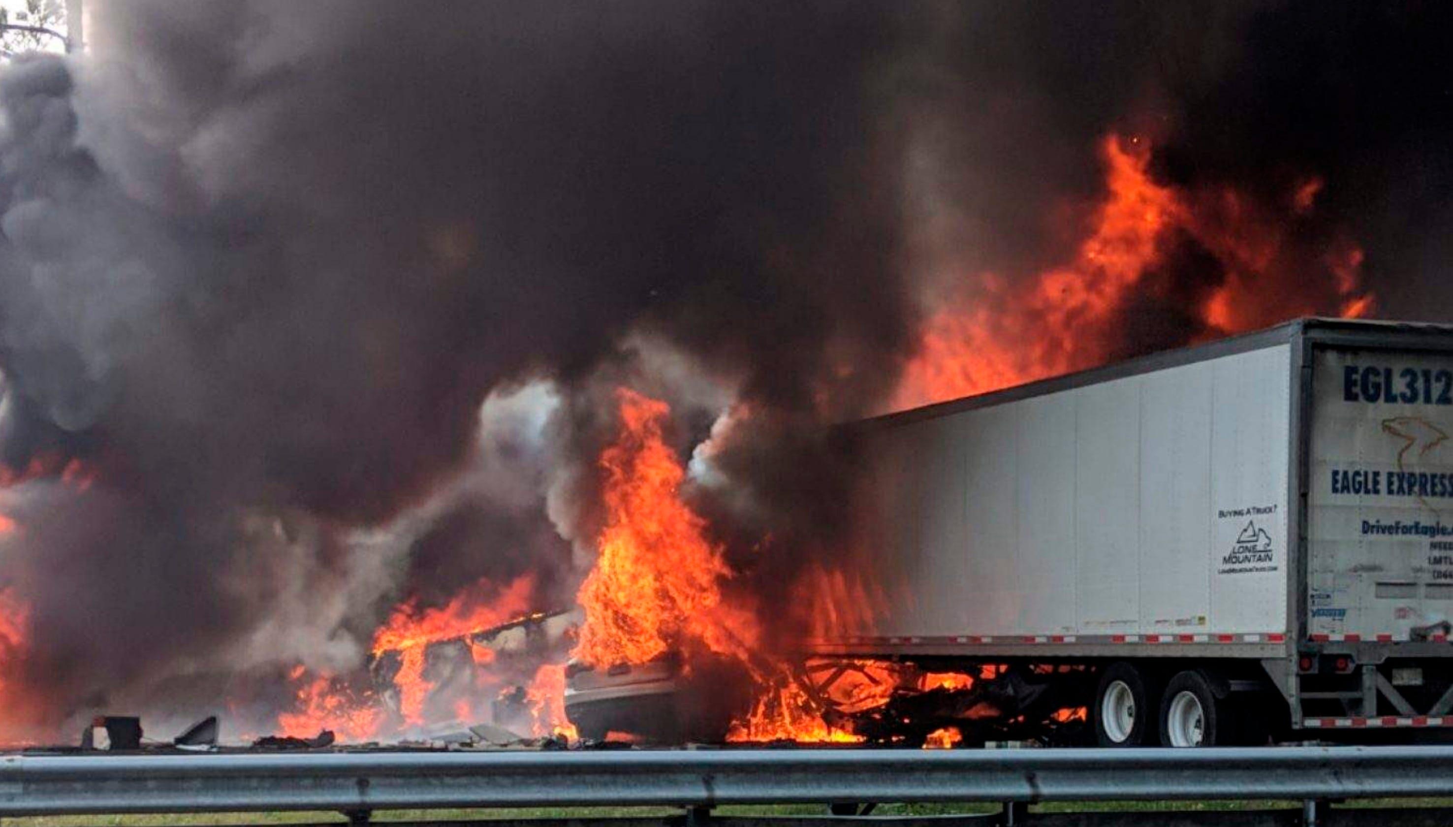 Victims, occupants identified in horrific I-75 crash near