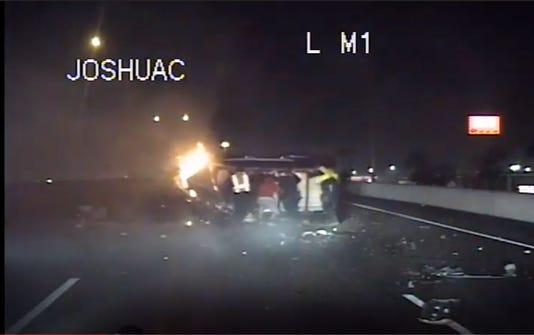 Dash Cam car rescue