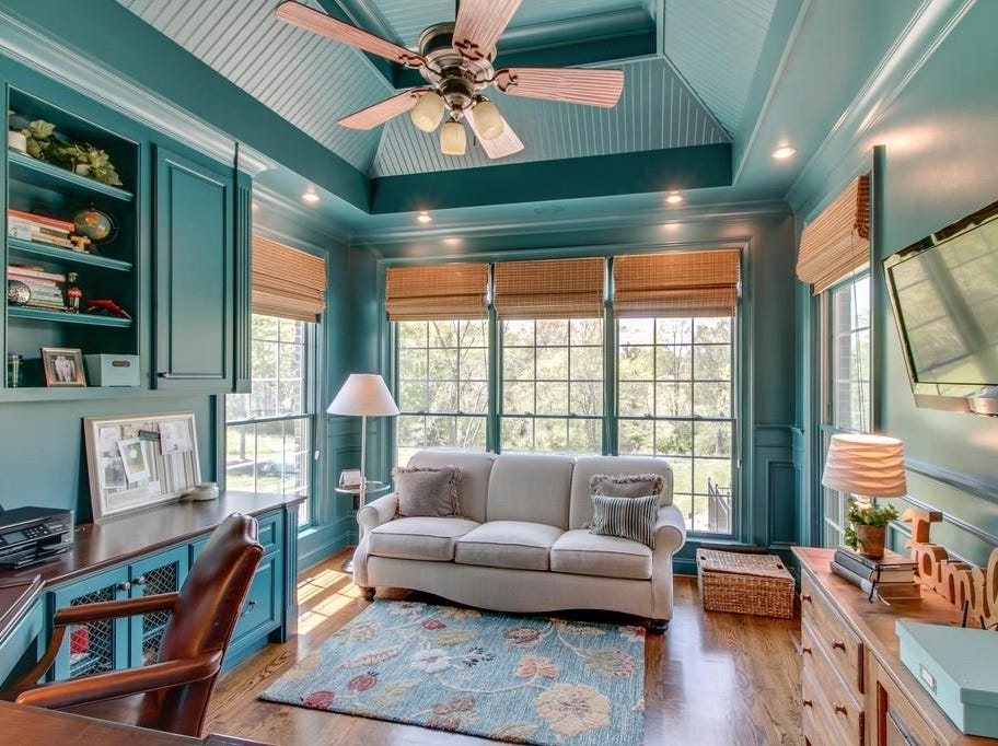 131 Water Woods Drive sold for $715,000 in 2018.
