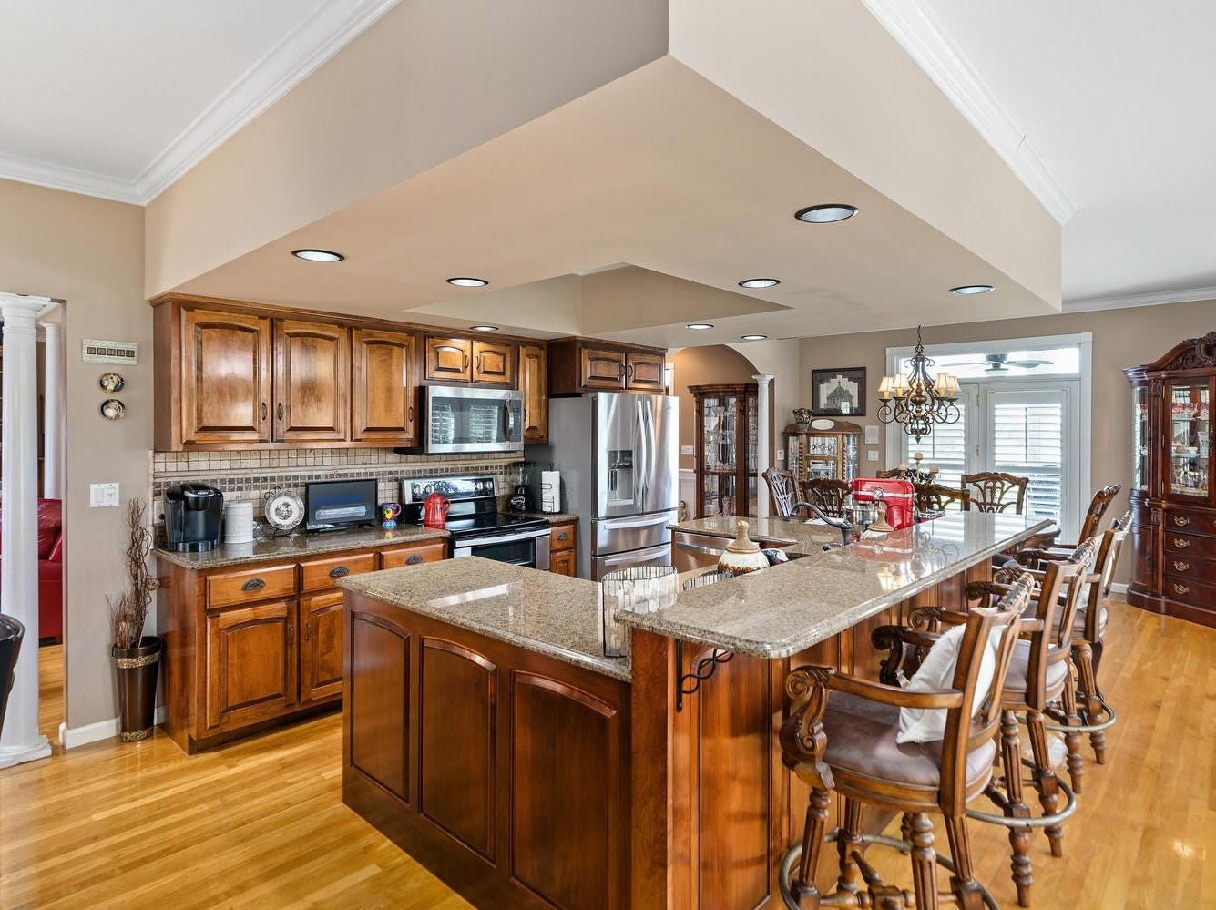3040 Seven MileFerry Road sold for $620,000 in 2018.
