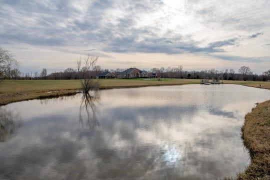 880 Oak Plains Road sold for $720,000 in 2018.