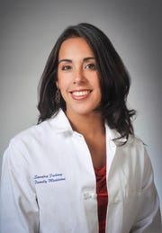 Board certified family medicine physician Sandra Arango-Fahmy, D.O., is part of Hackensack Meridian Health Medical Group Primary Care, located in Suite 200, 3 Hospital Plaza, Raritan Bay Medical Center — Old Bridge.