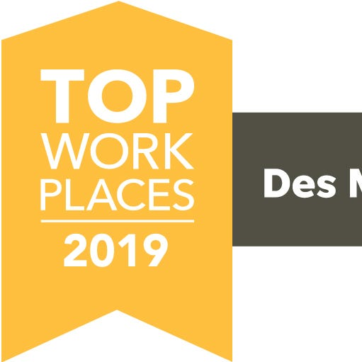 Iowa Top Workplaces 2019