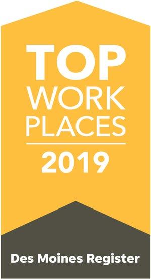 Iowa Top Workplaces 2019