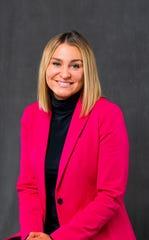 Jenna Knox, Amy Jennings Impact Award finalist