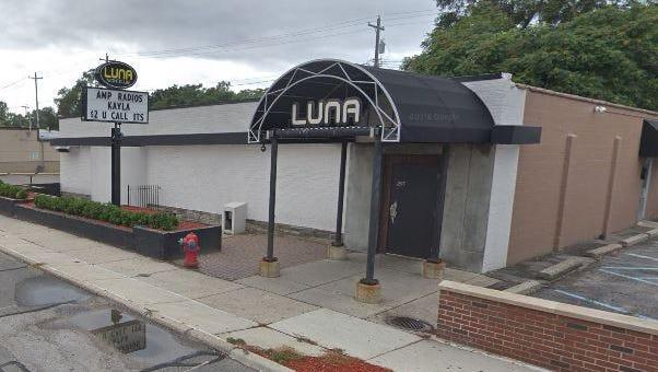 Luna nightclub in Royal Oak.
