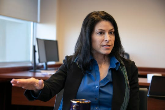 "Michigan Attorney General Dana Nessel set up a new hate crimes unit in 2019: ""We created a hate crimes unit ... with the express purpose of protecting each and every person in this state against those who wish to terrorize the people who live here,"" Nessel said. ""We will work relentlessly and tirelessly in cooperation with federal and local authorities. ... let those who wish to harm us know that we will not lie down, that we will fight back, that we will resist, and we will conquer hate by working together."""