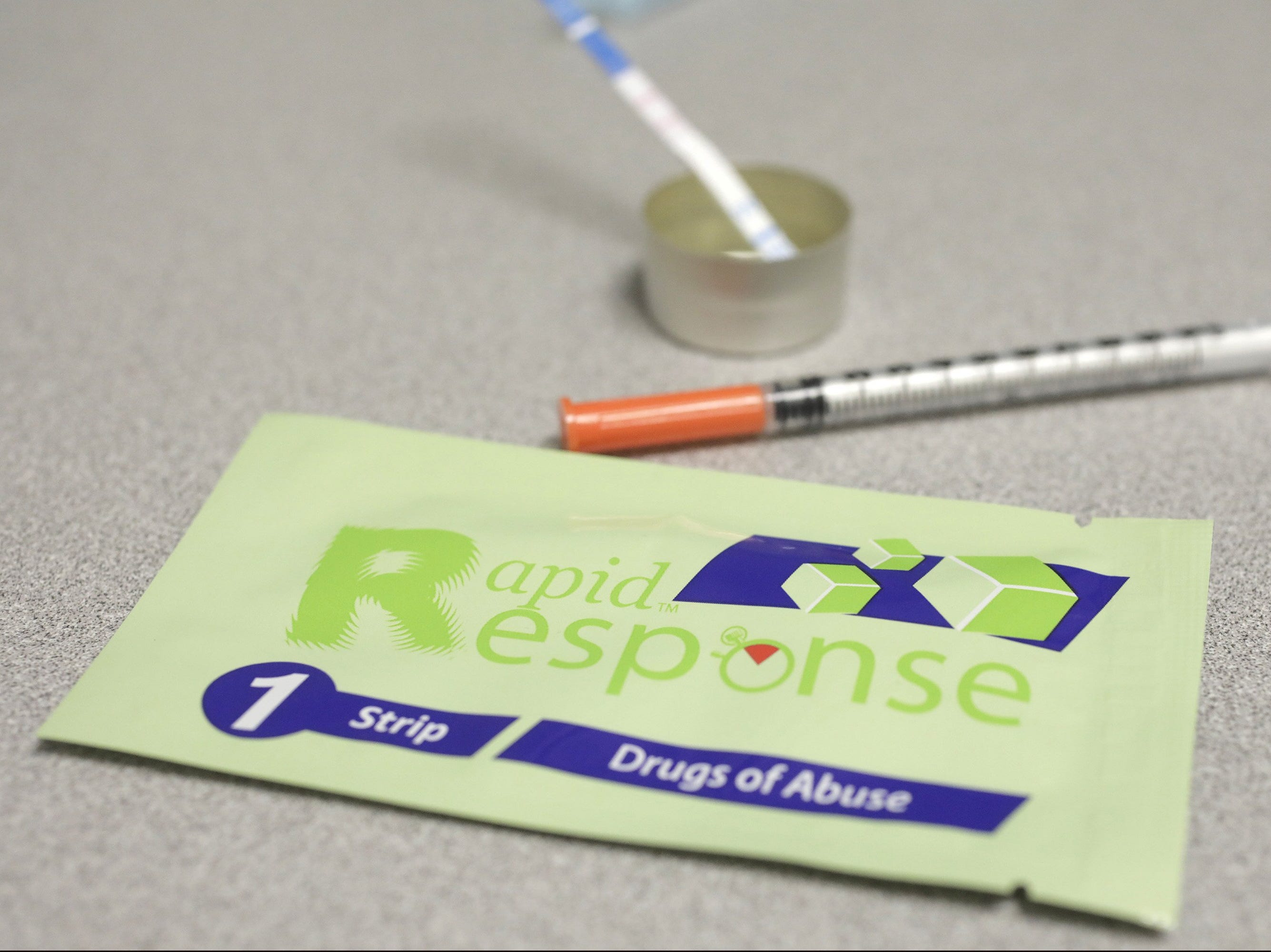 New $1 test prevents overdose deaths, but Michigan doesn't have many