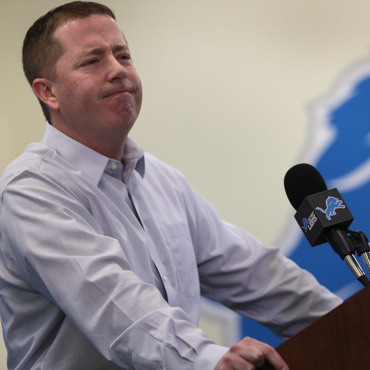 Here's where Detroit Lions' Bob Quinn ranks among NFL GMs