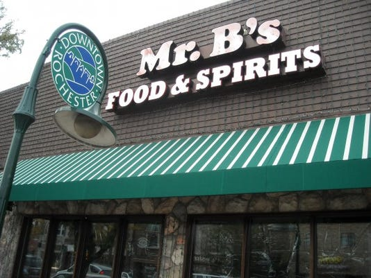 Mr. B's Rochester