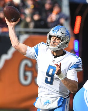 General manager Bob Quinn says the Lions will not trade quarterback Matthew Stafford.