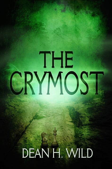 Crymost Cover