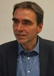 Dr. Aaron Wernham of Montana Healthcare Foundation.