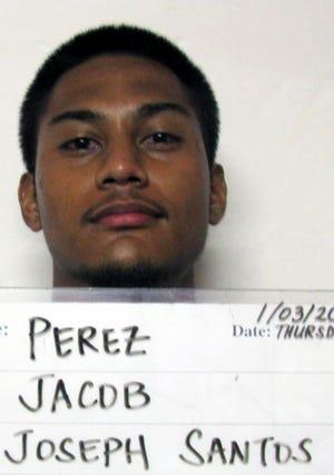 Jacob Joseph Santos Perez