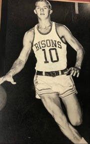"Paul ""Cowboy"" Sutton was a four-sport athlete at Henderson County High School and played college basketball at David Lipscomb. He was inducted into the Henderson County Sports Hall of Fame in 1994"