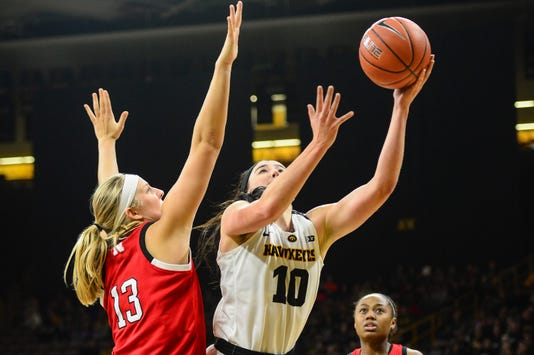 Ncaa Womens Basketball Nebraska At Iowa