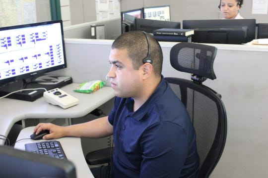 Marion County 911 dispatcher