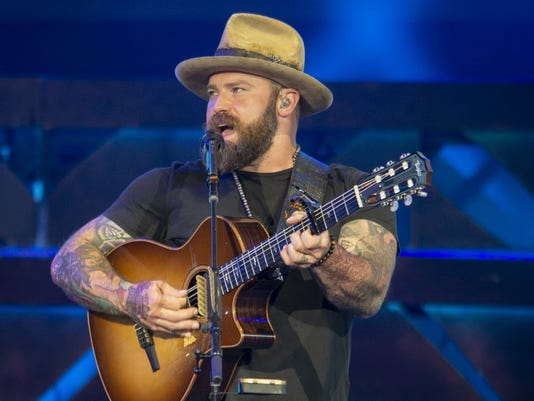 Zac Brown Band Indy 500 Indianapolis Motor Speedway