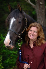"Roberts' current horse is Lady Grace. ""My Friend Sam"" also tells the story of their miraculous relationship. May 1, 2006."