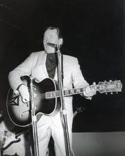 Singer/song writer Don Gibson, September, 1968.