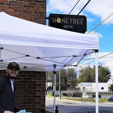Simpl Restaurant With Waffles Of Course Opening By Honeybee Chef