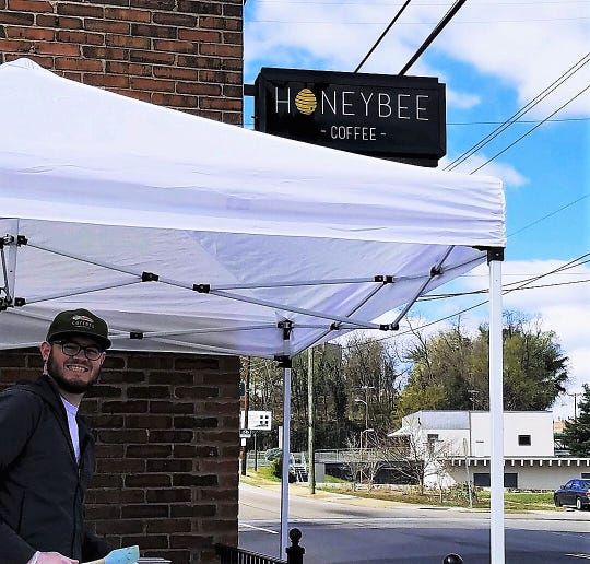 In addition to his brunch pop-ups at Honeybee, Ball has done stints with K Brew, Awaken, Pour Taproom, and Alliance Brewing.