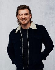 Morgan Wallen will perform at the Tennessee Valley Fair on Monday, Sept. 9.