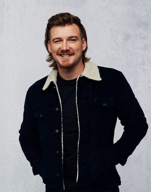 Morgan Wallen is a rising country music star from East Tennessee.
