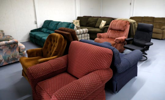 Compassion Furniture Bank provides furniture on a referral basis to people in need in Fairfield and Pickaway counties. Seth and Tammy Myers founded the group in 2018 and opened a store front Jan. 1 on U.S. 22 just west of Ohio 674 in Pickaway County.