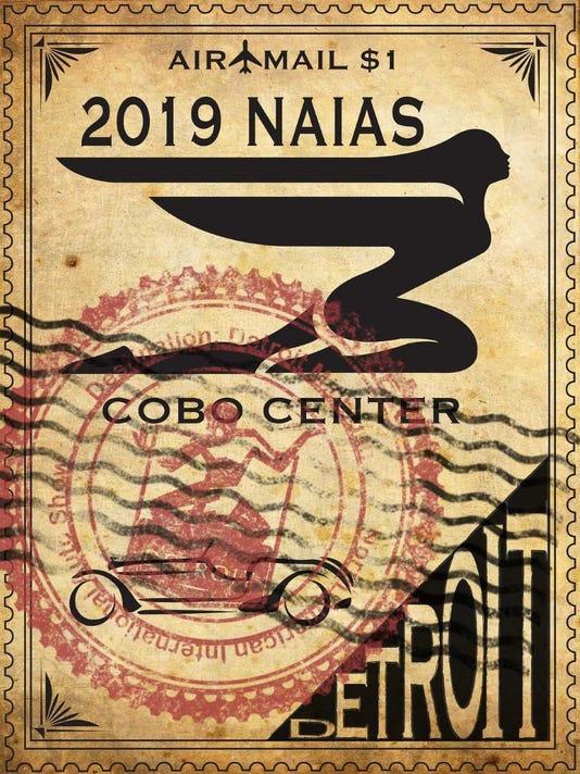 Walburn Naia Show Poster