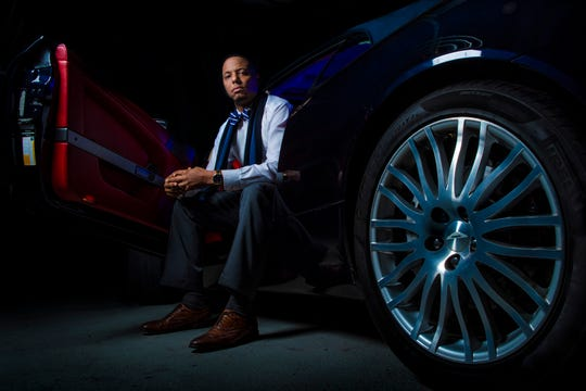 Louisville attorney Shaun Wimberly was pulled over in December of 2017 in his Aston Martin DB9 while driving a few blocks to his downtown law office.