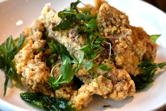 Taiwanese Fried Chicken at The 502 Bar and Bistro, Thursday, Dec. 27, 2018 in Louisville Ky.