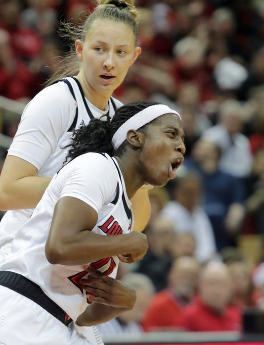 Louisville Women S Basketball Notre Dame In Way Of Acc Run