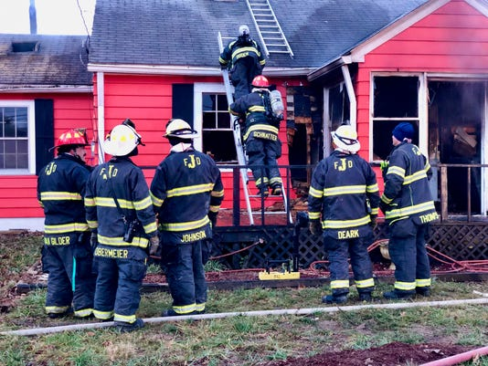 Jeff house fire