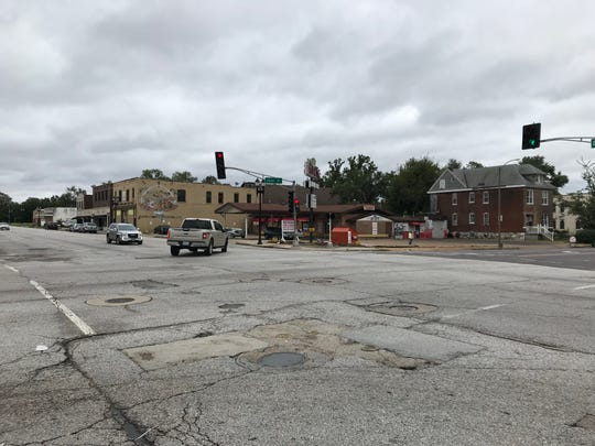 In 2007, Marie told police she was waiting for the bus near this St. Louis intersection, Dr. Martin Luther King Drive and Union Boulevard, when a man driver a tractor trailer offered her a ride.