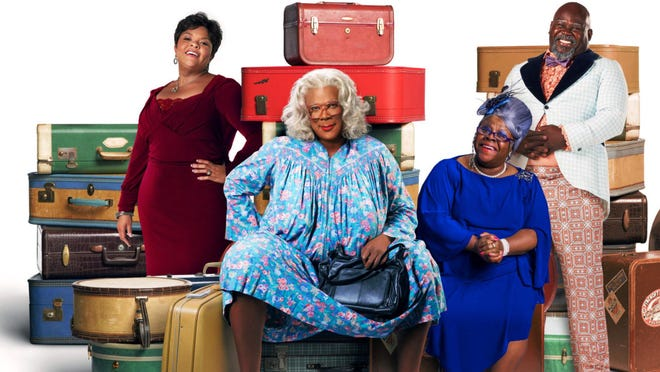 """Tyler Perry brings his famous creation to FedExForum in February for a """"Madea Farewell"""" stage play."""